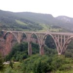 Most Durdevica - Czarnogóra