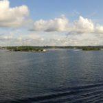 Dopływamy do Karlskrony