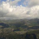 Widok z Preikestolen (Ambony)