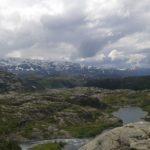 Gdzieś w drodze Norwegia