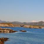 Widok z Drogi Atlantyckiej (Atlanterhavsvegen)