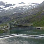 Centrum informacji turystycznej - Droga Trolli (Trollstigen)