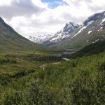 """W drodze na Aurlandsvegen (Snøvegen) - """"Śnieżna Droga"""""""