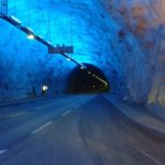 Tunel Lærdalstunnelen 24,5 km