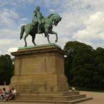Pomnik króla Karola III Jana