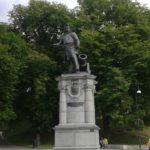 Pomnik Petera Wessela Tordenskiolda w Oslo