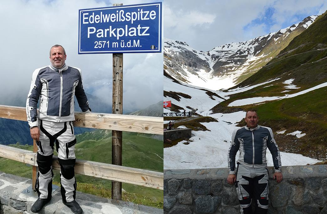 Grossklockner/Stelvio Pass