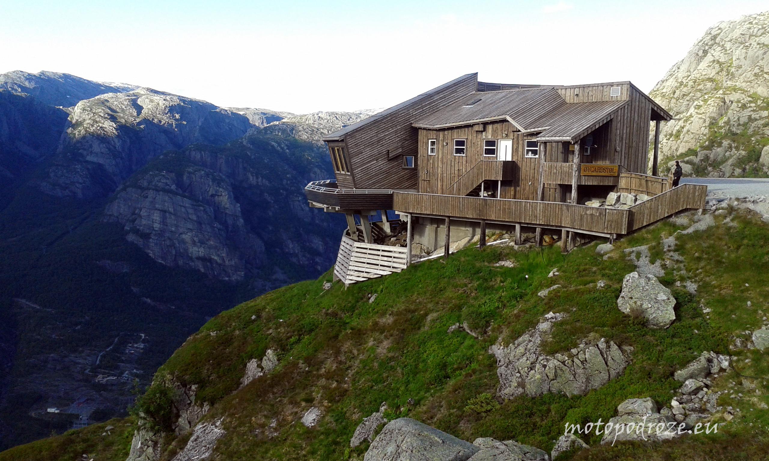 Restauracja Øygardstøl