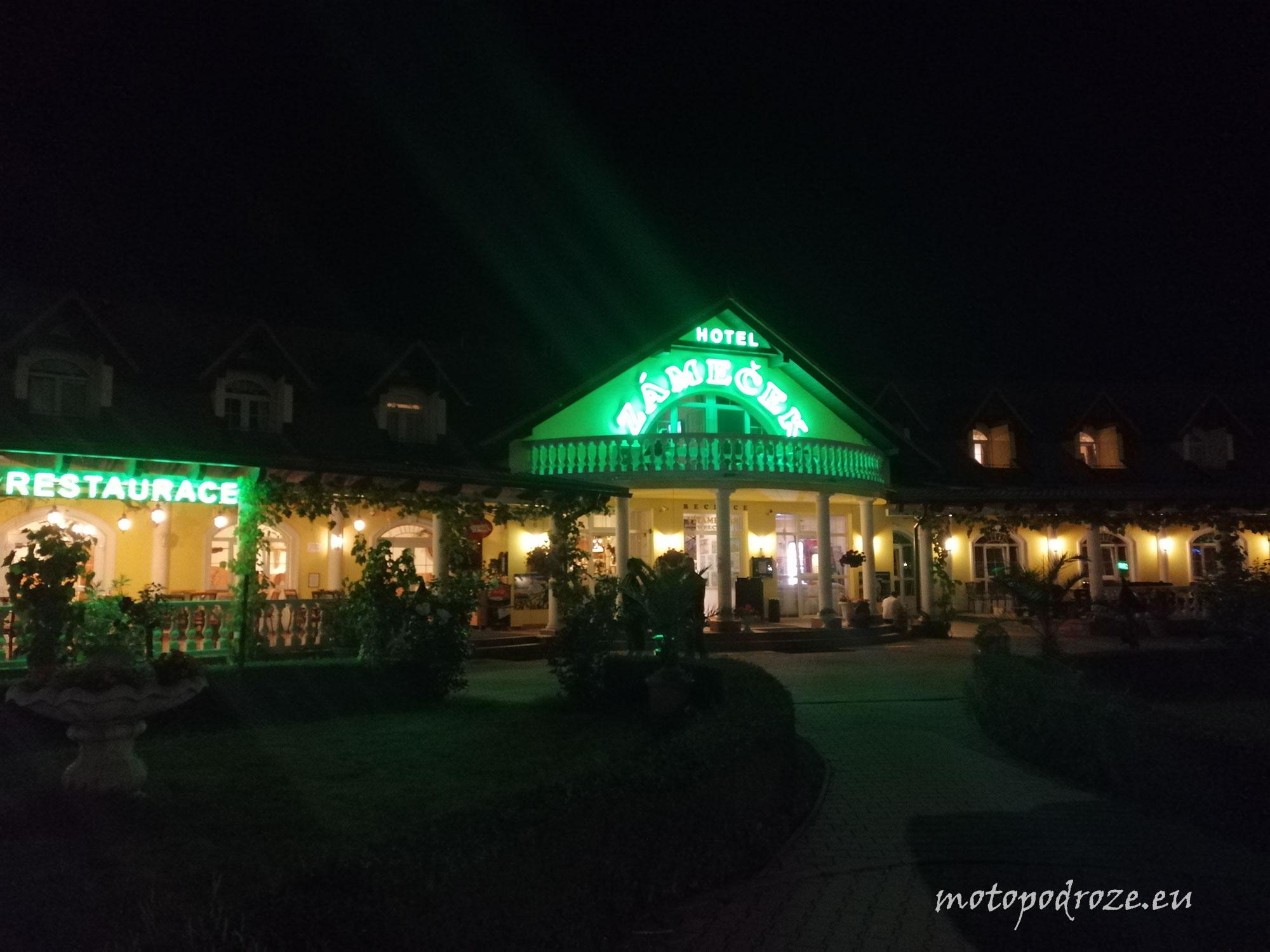 Hotel Zamecek, Mikulov