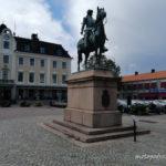 Pomnik jeźdźca na koniu, Eksjö